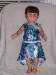 Homemade Doll Clothes for 18